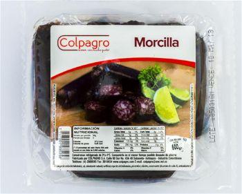 Imagen Empaque Morcilla - Colpagro